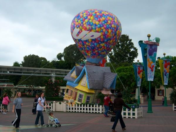 9 - Entrée parc Disney