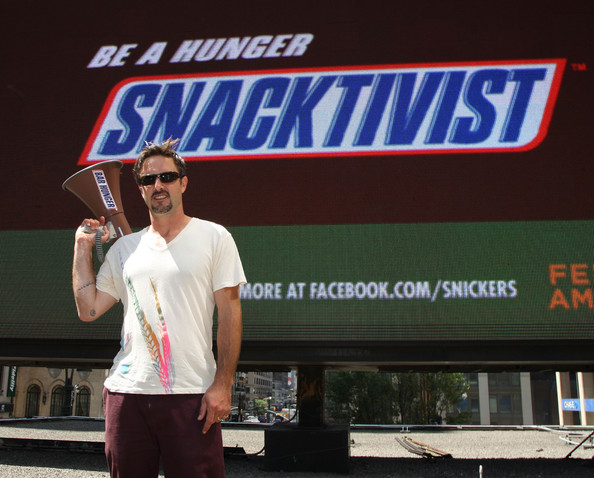 David+Arquette+Launches+Snickers+Bar+Hunger+7glR1J5NmBFl