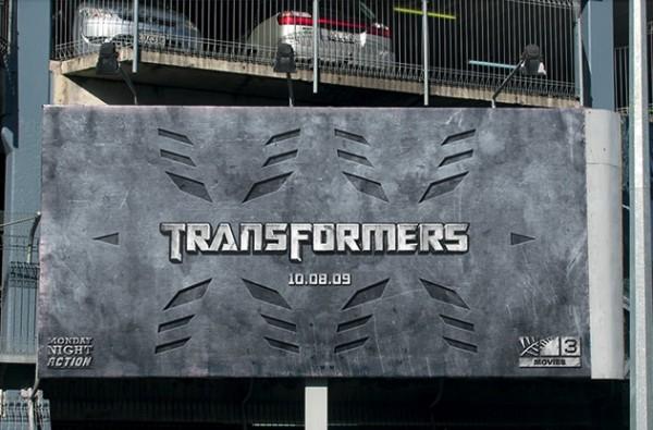 Billboard transformers 1