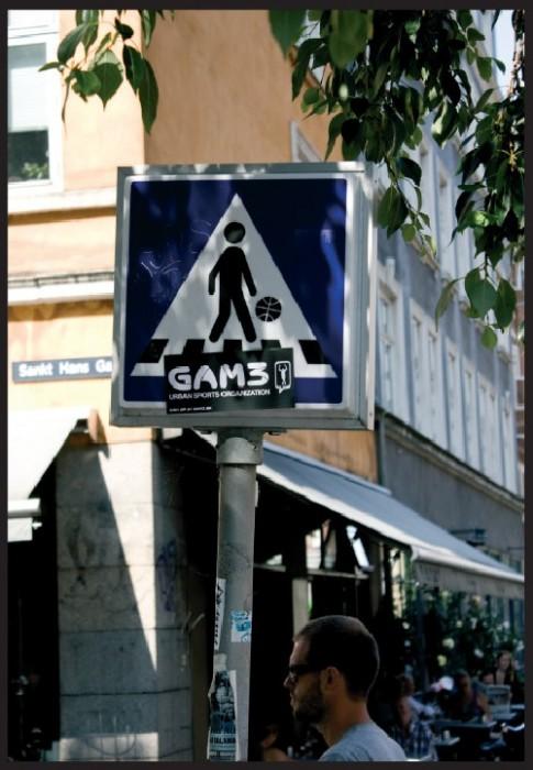 Sticker GAM3 1