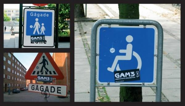 Stickers GAM3 2