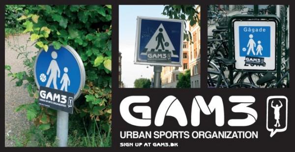 Stickers GAM3 3