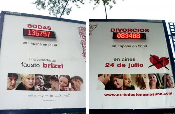 bodas divorcios