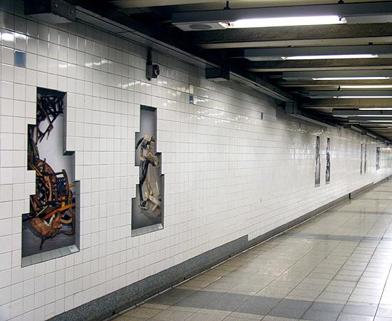 New Museum metro 1