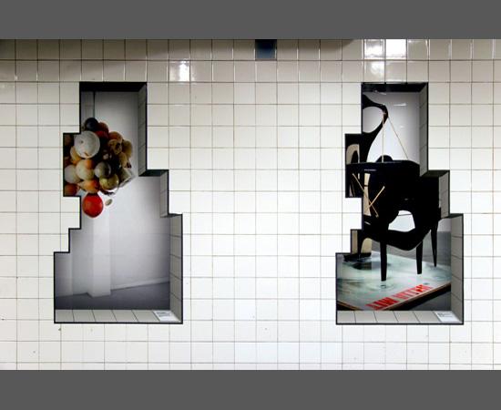New Museum metro 2