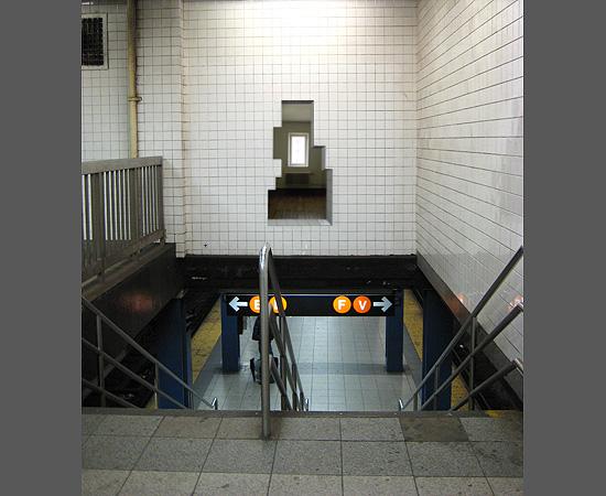 New Museum metro 3