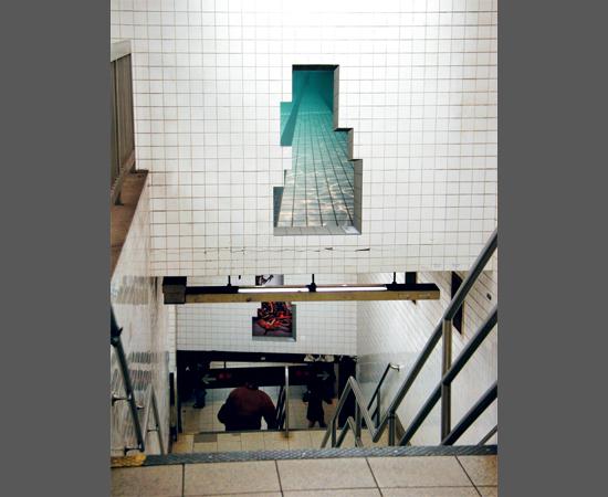New Museum metro 4