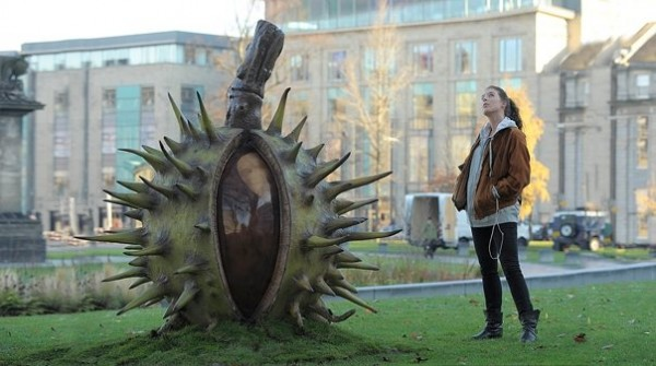 panasonic lumix 8x street ambient alternatif alternative marketing london londres object gigantesque 1