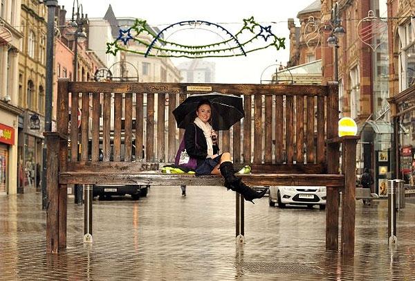 panasonic lumix 8x street ambient alternatif alternative marketing london londres object gigantesque 4