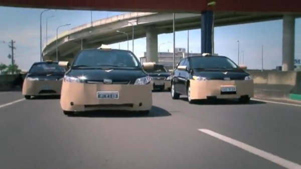 Rexona men brand experience game deodorant street alternatif marketing voiture carro car tuning carton beauf 2