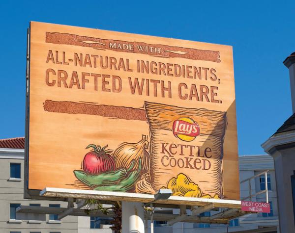 keetle cooked lay's billboard outdoor affichage carving evolutif 1