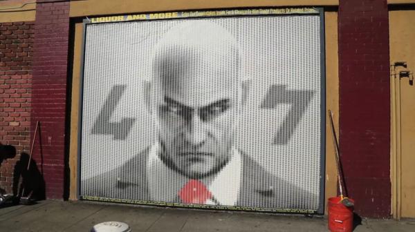 scott blake billboard barcode code barre hitman HD trilogy 1