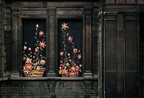 street art bristol so design consultant birmingham ambient marketing orange UK painting paint 11