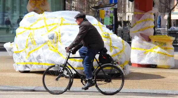 amor burbujas ambiente comercialización Wirz suizo ciclo la seguridad casco de bicicleta 1