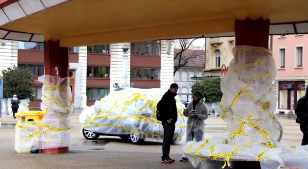 papier bulle ambient marketing wirz suisse casque velo love cyclistes sécurité 4